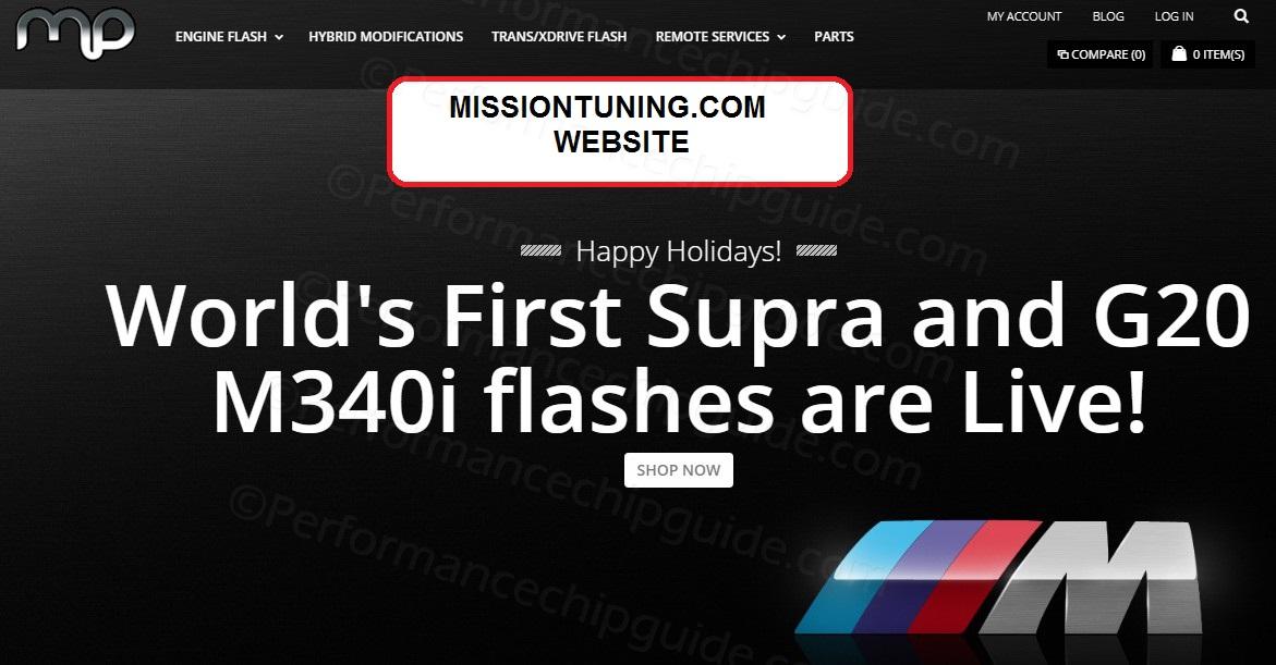 MissionTuning Website