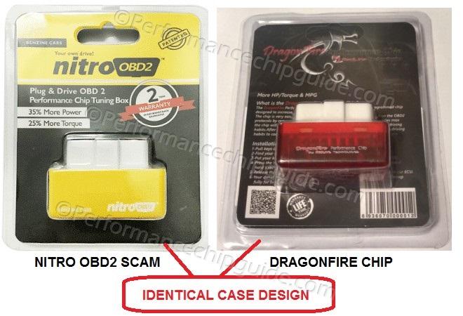Nitro OBD2 Scam Chip vs Dragonfire Performance Chip