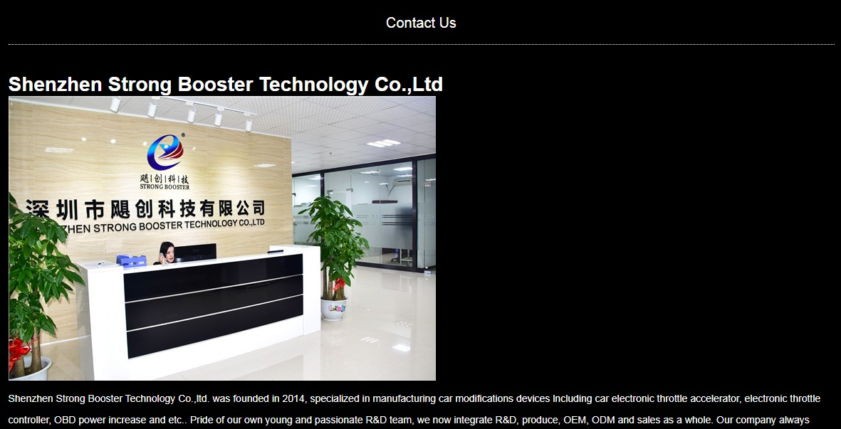 Strong Booster Company Website.jpg