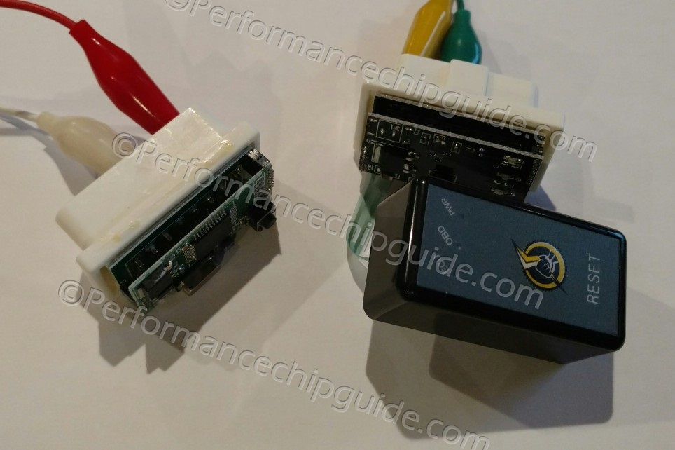 Thunderbolt Performance Chip by Chipyourcar Blink Test
